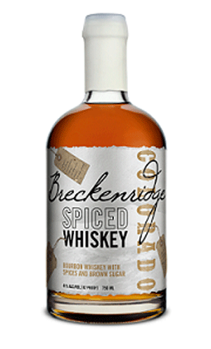breckenridge spiced whiskey